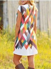 Floral Printed Charming Surplice Maxi-dress - fashionmia.com