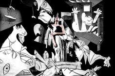Editorial Guernica on Behance