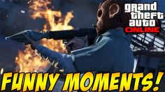 GTA 5 Online - Sniper War, Store Suprise, Rare Bikes (GTA 5 Online Funny...