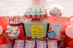 Dr. Seuss Birthday | CatchMyParty.com