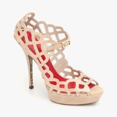 These are the hotness. Wish they came in flats!