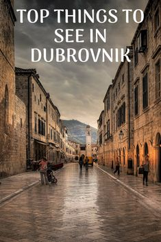 What to see and do in One day in Dubrovnik : Croatia old city Europe Destinations, Europe Travel Tips, European Travel, Places To Travel, Places To See, Travel Guide, Travelling Europe, Travel Things, Travel Articles