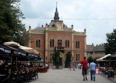 Greetings from Novi Sad (II) - Novi Sad, Vojvodina