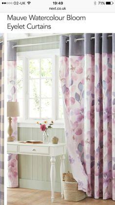 products x edit panel curtains crushed ombre mauve m velvet b