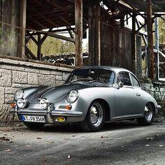 1963 Porsche 356 type B