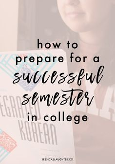 """Starting a new semester in college is always an exciting experience, whether it's your first or last. At the beginning of every semester I tell myself, """"Okay, this semester will be the best one yet!"""", and this year I really think it will be! I'm only taking 13 hours (with a four day weekend!), but… Read More"""