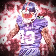 Odell Beckham Jr V2 #odellbeckhamjr #newyorkgiants #giants #giantsnation #like #follow #nfl #football #sportsedits #appgang