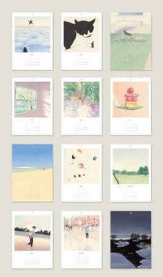 Lomo Card, Wall Calendar Design, Bullet Journal Ideas Pages, Aesthetic Stickers, Aesthetic Art, Cute Stickers, Graphic Design Inspiration, Cute Drawings, Aesthetic Wallpapers