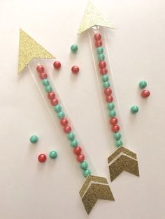 Arrow Candy Wands ~ Boho Party Favors ~ Wild One Party Favors and Decor ~ Candy Wands ~ Candy Tubes ~ Candy Party Favors~ 12 with each order by SweetEscapesbyDebbie on Etsy https://www.etsy.com/listing/276642056/arrow-candy-wands-boho-party-favors-wild