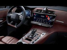 New Car 2017: 2018 DS 7 Crossback INTERIOR