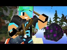 Minecraft / Egg Wars / Chad Everdeen to the rescue! / Gamer Chad Plays - YouTube