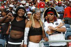 Up the Bucs! Soccer Fans, Happy People, Orlando, Pirates, Bikinis, Swimwear, Bra, Sports, Bathing Suits