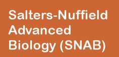 Salters' Nuffield Advanced Biology | Nuffield Foundation