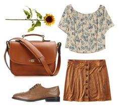 """""""Vintage Art Hoe Aesthetic"""" by alexrelaxyo on Polyvore featuring American Eagle Outfitters, OTTE, Topshop, Palma and vintage"""