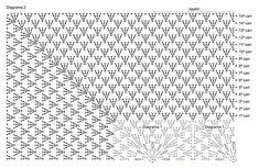 barrados para tapete de croche duas faces quadrado - Pesquisa Google