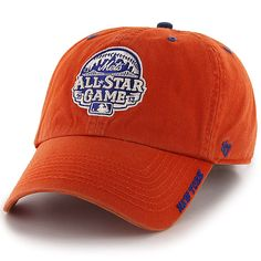 New York Mets 2013 All-Star Game Ice Clean Up Adjustable Cap by '47 Brand - MLB.com Shop