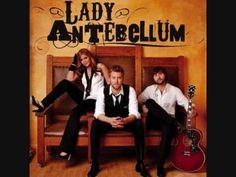 Long gone Lady Antebellum. (hr ft)