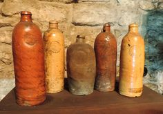 The History of Pharmacy Collection in Cluj includes five nineteenth-century ceramic bottles obtained through the nationalization of the St. History Of Pharmacy, Mineral Water, Romania, Minerals, Contemporary Art, Collection, Modern Art, Contemporary Artwork