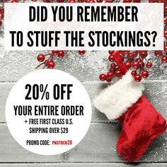 Stuff the stocking sale! #makeup #concealer #mac #dermablend #concealer #tattoos #concealerpencil #mua #holidaymakeup #Christmasmakeup