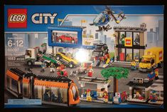 LEGO City Town City Square 60097 Traffic Sealed & NEW