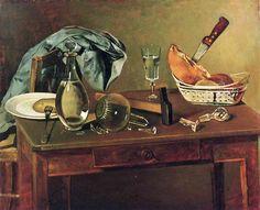 Balthus, Still Life, 1937