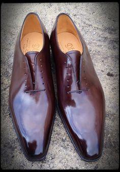 Gaziano & Girling - Bespoke & Benchmade Footwear: Lapo vintage oak Deco's
