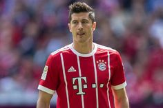 The prolific Bayern striker continues to be linked with a big-money summer transfer and commented on his change in representation....