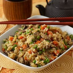 Fried Rice from Stonewall Kitchen Stonewall Kitchen, Stir Fry Sauce, Asian Recipes, Ethnic Recipes, Specialty Foods, Rice Dishes, Chicken Pasta, Lunches And Dinners, Casserole Recipes