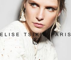 Elise Tsikis Paris summer 2016