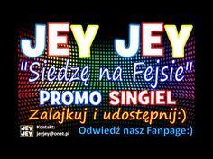 JEY JEY - Siedzę na Fejsie (Promo Singiel) Super Nowość Disco 2015