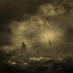 Doppelganger by Yaroslav Gerzhedovich