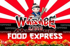 View Wasabe Kyoto fast food franchise for sale in Quezon City on OLX…