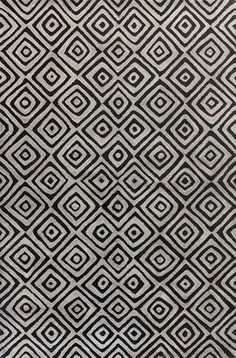 Chic hand tufted rugs for sale, at Hadinger Area Rug Gallery! (Nationwide shipping available.) A23Z S185-ST230 Grey