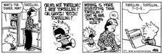 calvin and hobbes comic strips | Calvin & Hobbes Comic Strips - calvin-and-hobbes Photo