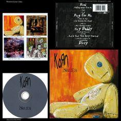 #HappyAnniversary 15 years #Korn #Issues #album #alternative #metal #music #BrendanOBrien #backtothenineties #JonathanDavis #Fieldy #Munky #Head #DavidSilveria Korn #backtothe90s