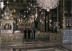 Armenian Temple of Saint James the Lesser in Jerusalem