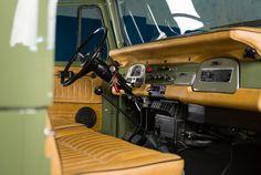 1978 Toyota Land Cruiser long bed pick-up — Legacy Overland Best Pickup Truck, Pickup Trucks, Chevy Trucks, Montana Ranch, Toyota Fj40, Car Colors, Ford Bronco, Led Headlights, Toyota Land Cruiser