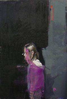 "Saatchi Art Artist christos tsimaris; Painting, ""by the window"" #art"