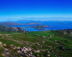 Derrynane Harbour, Caherdaniel, Ring Of Kerry (Fine Art America)
