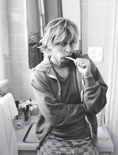 Ellen DeGeneres by Annie Lebovitz