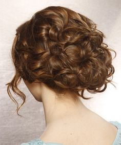 If your hair is curly try a new look on the classic hairstyle  pin curls! Description from gvenny.com. I searched for this on bing.com/images