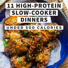 11 Slow Cooker Recipes