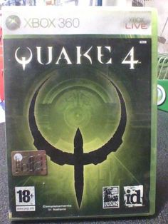 Quake 4 XBOX 360  Usato