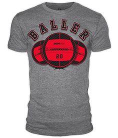 BALLER - Men   FitnessTerritory.com