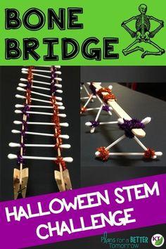 Halloween STEM Chall