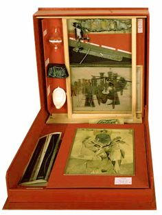 Marcel Duchamp La bôite en valise, 1941-1966