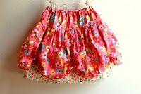 Ameroonie Designs: Scalloped Skirt Tutorial