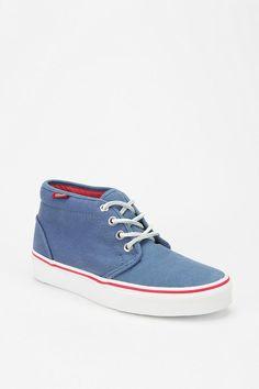 Vans Chukka Boat Shoe.  Nice for my little bro Benjy !! :D