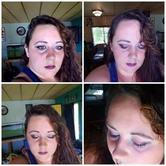 #7daychallenge #younique getting me out of my comfort zone