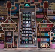 Une Librairie infinie en Chine (16)